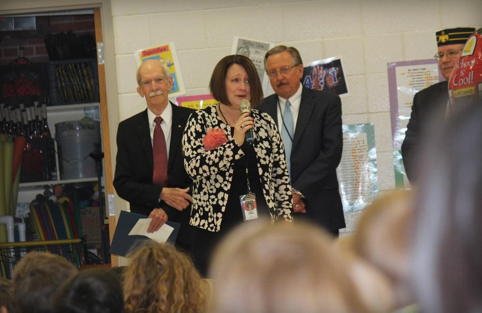2016 Teacher of the Year with Don Gray Mike Gray and Jerry Pigsley.jpg
