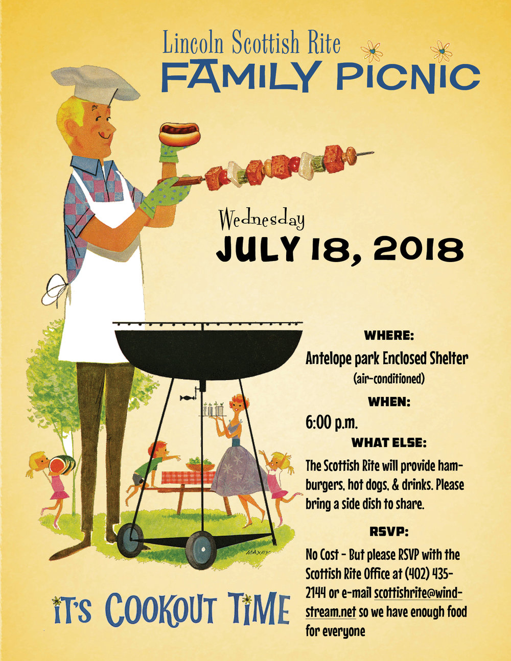Click above image to download Picnic flier.