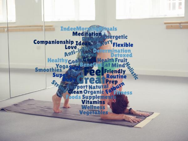 Inspirational Wellness Month Keywords