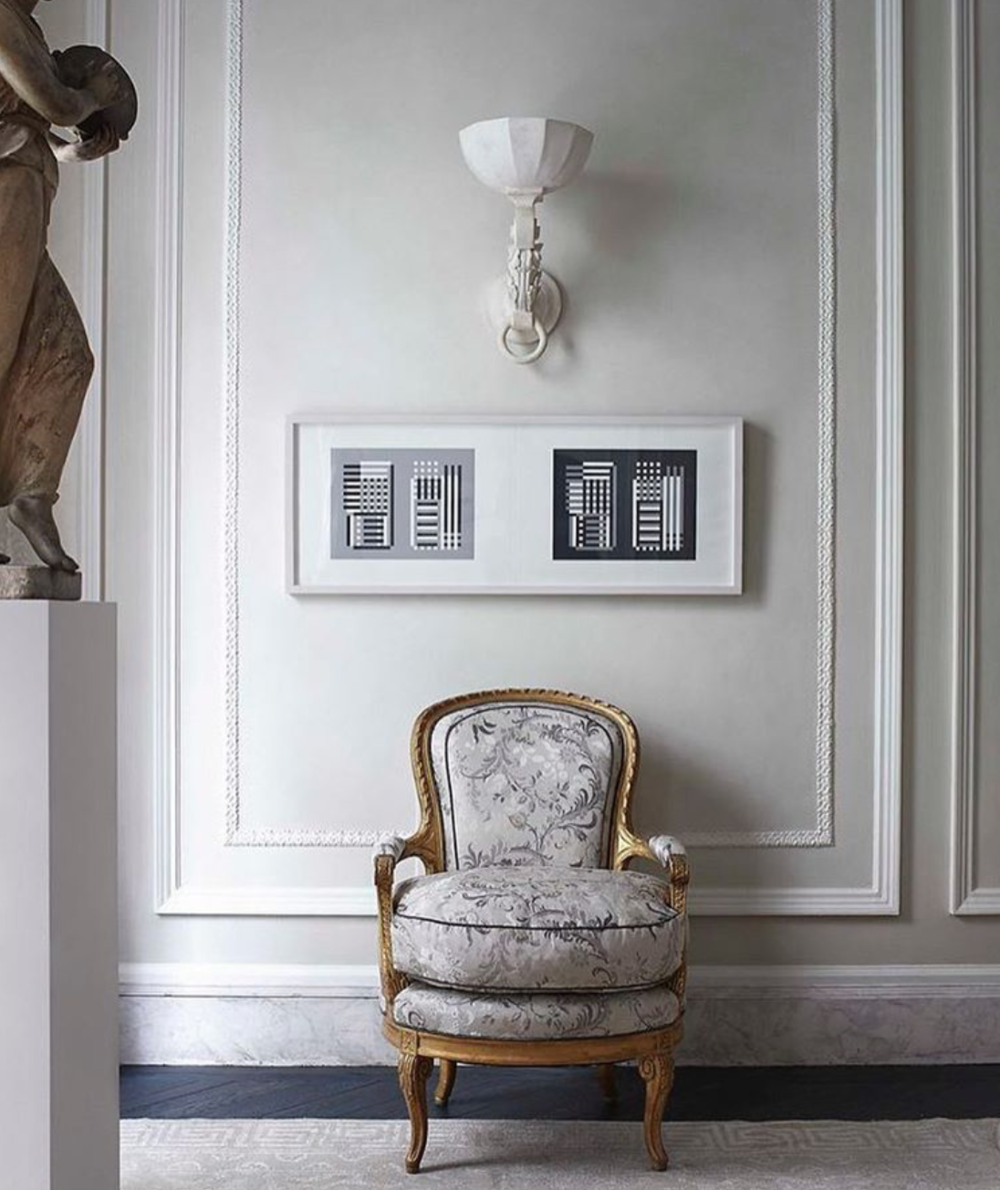 Interior by Anne Pyne, photo: Björn Wallander, featured on @shopDecorum