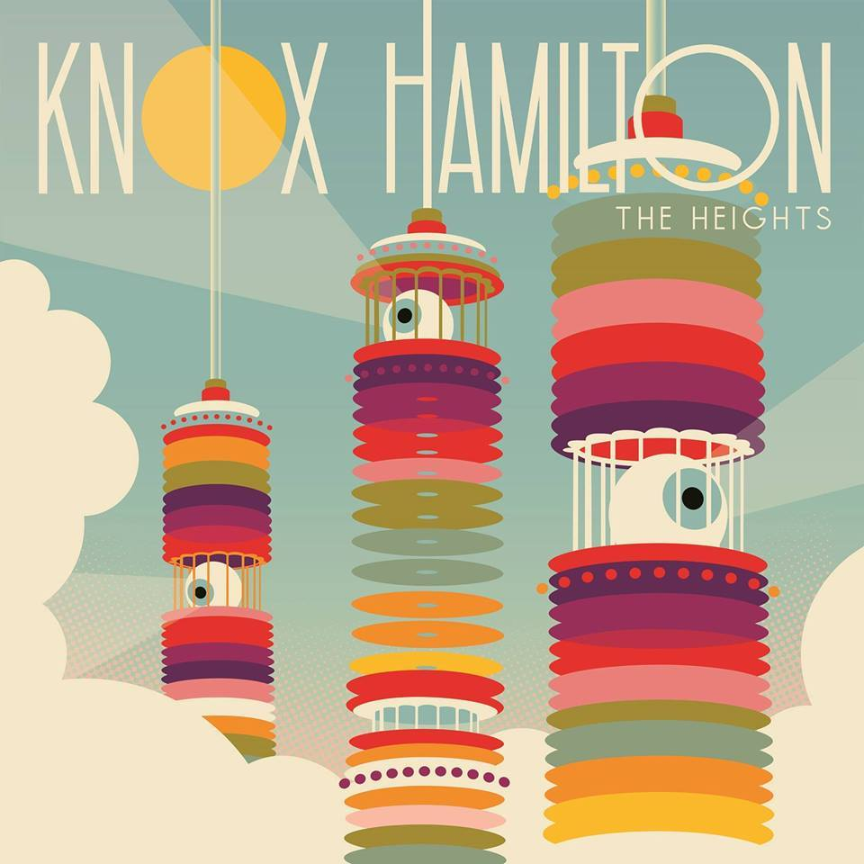 5. The Heights – Knox Hamilton - I've been waiting for a while for this album to come out. When they came out with their How's Your Mind EP, back in 2015, it was clear they are the coolest, summer-viby alt bands ever. So many fun songs to jam to and there's not one song that leaves me dissatisfied. If they made each song into their own album, they'd be rich. The more I think about it, the higher in ranking this album should be. (Seriously, listen to every song, it won't disappoint.)Favourite song to jam to: Sight for Sore Eyes