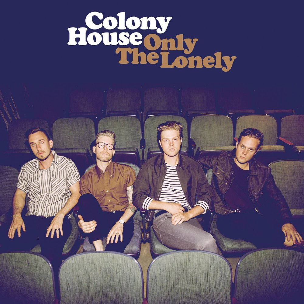 3. Only The Lonely – Colony House - For those of y'all you know me, you know that my favourite band of all time are these guys right here. Every since being introduced to them in 2015, (formerly known as Caleb), Colony House have been the staple of music in my catalogue. They did not disappoint with this album, after When I Was Younger already blew everyone out of the park. So much I could say about this album, but I'll save my opinions for a private conversation. Favourite. Song. Ever: This Beautiful Life