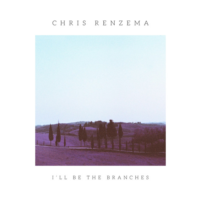 "1. I'll be the Branches – Chris Renzema - Well this album came out of a time of uncertainty. With my walk with the Lord, with family issues, with career choice and jobs, a good friend showed me the song: ""How to Be Yours"" and I just broke down. It hit me in the feels. It was just so fresh to have an album full and rich with verses, choruses and not so repetitive. It came to me at a vital time this year and I'm so thankful for it, I hope it blesses you too.Favourite song to sing and cry: How to Be Yours"