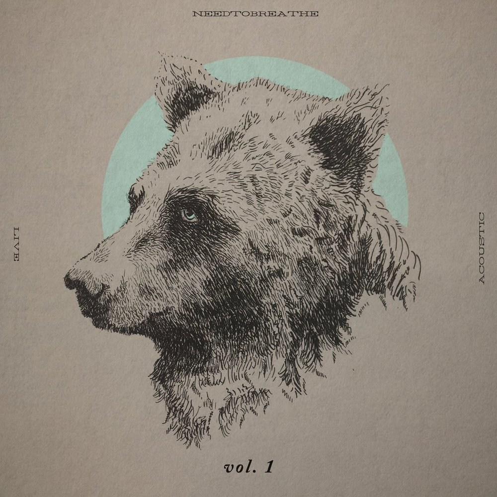 "9. acoustic live vol. 1 – needtobreathe - Honestly this guy should be further down the line. I was thinking of moving it as I wrote this, so just ""bear"" (see what I did there?) with me in the number 9 spot. These guys are timeless, and it begged the question: WHY DID IT TAKE SO LONG TO COME OUT WITH AN ALBUM LIKE THIS? Well, it was worth the wait. Redid some old songs, and crushed the newer songs as well. It was sweet that they collaborated with the Holcomb fam too. It's so good, I bought it on vinyl. I don't even have a turntable yet.Oldie but a goodie: Stones Under Rushing Water"
