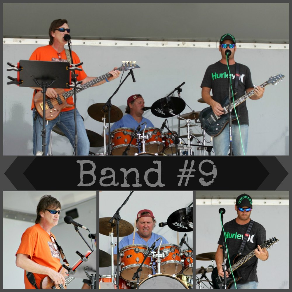 Band #9