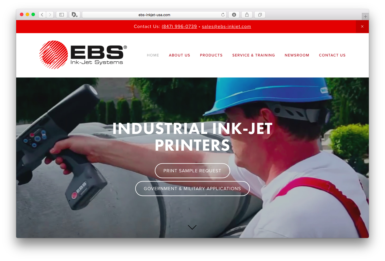 Ebs Ink Jet Systems Manufacturer Of Contact Free Industrial Mobile Photo Printer Technology Printers