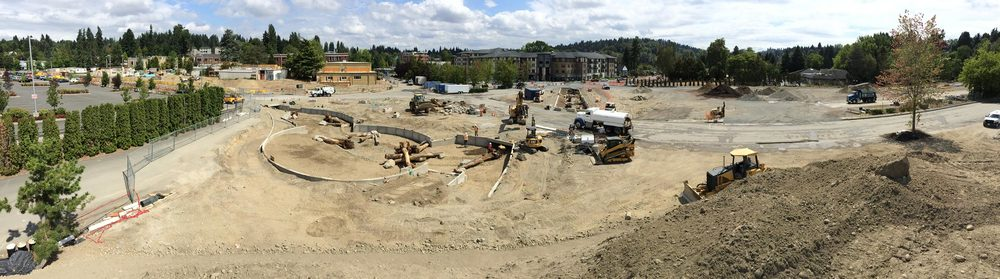 Horse Creek Relocation, Bothell, WA  Current / Under Construction
