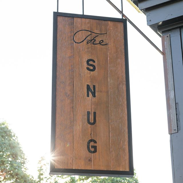 @eater_sf  came out to take some photos of our newest project. @thesnugsf opens tomorrow!  Check out the full Eater article (link in bio). 📷: Patricia Chang