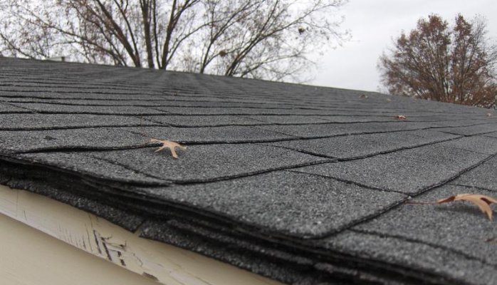 Too Many Layers Of Roofing Shingles All Will Need To Be Ripped Off Replaced