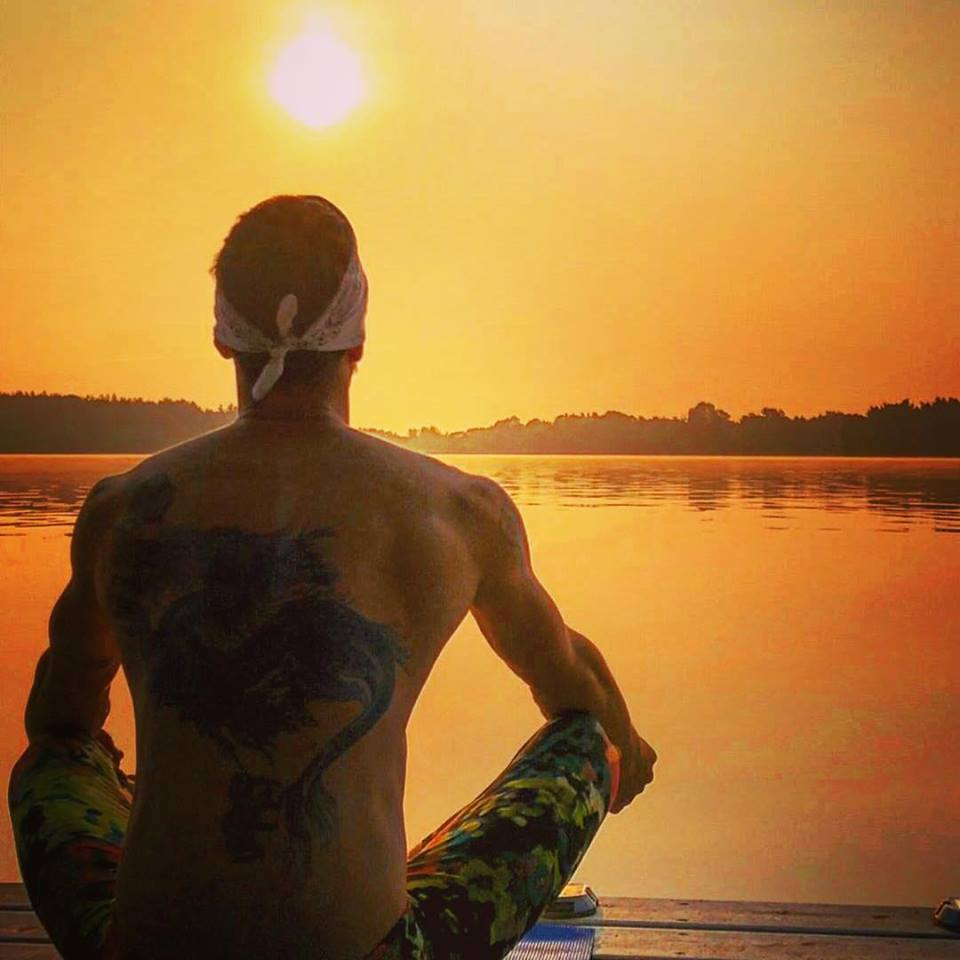 David Konshak, Yoga and Personal Trainer