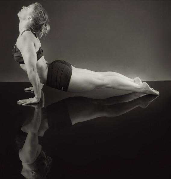 Kelli McFarland, Yoga Instructor