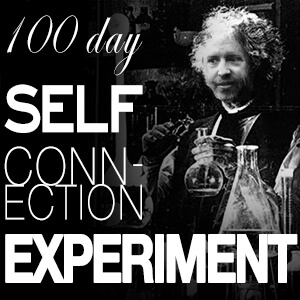 Kyle Cease's 100 Day Self-Connection Experiment