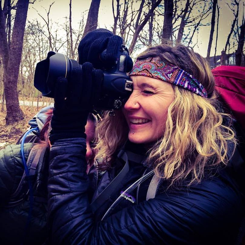 Sheila Marie Dugopolski, Photographer and Yoga Instructor