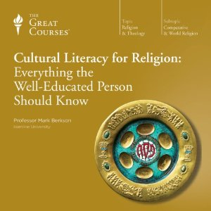 Cultural Literacy for Religion by Professor Mark Berkson