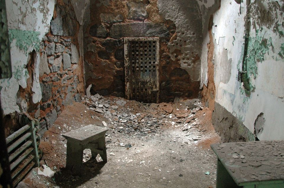 Eastern State Penitentiary, 2010