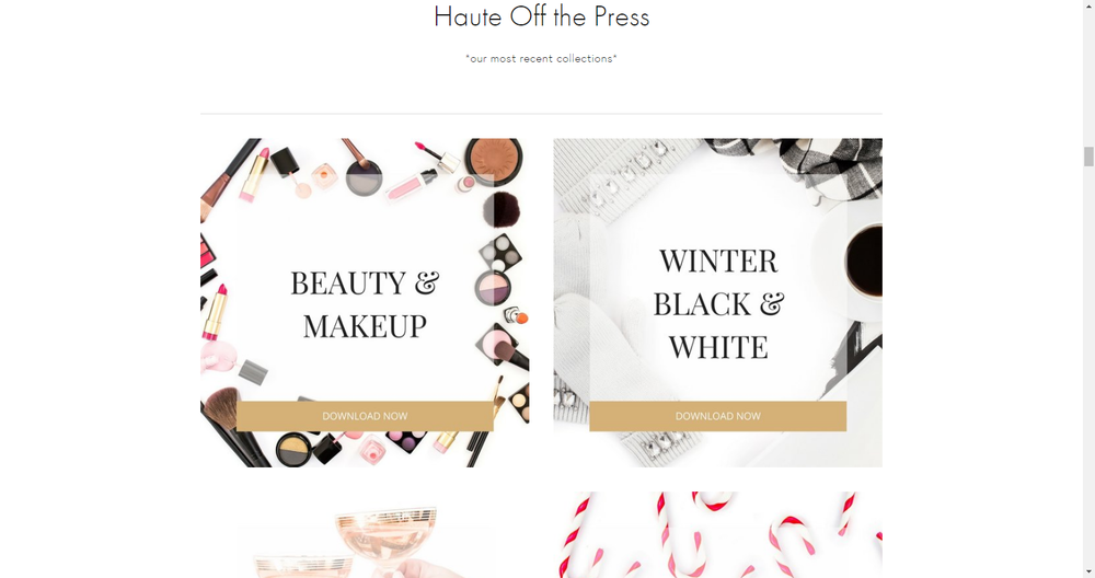 How to Design Pinterest Templates in Photoshop: Haute Chocolate