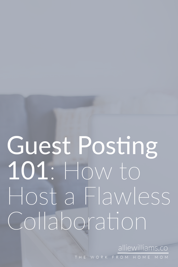 Guest posting is hard when you don't know the rules. It's like being thrown into an arena and expected to fight when you've never been trained, except it's with nice bloggers and we're all sitting at our own laptops, not in an arena.