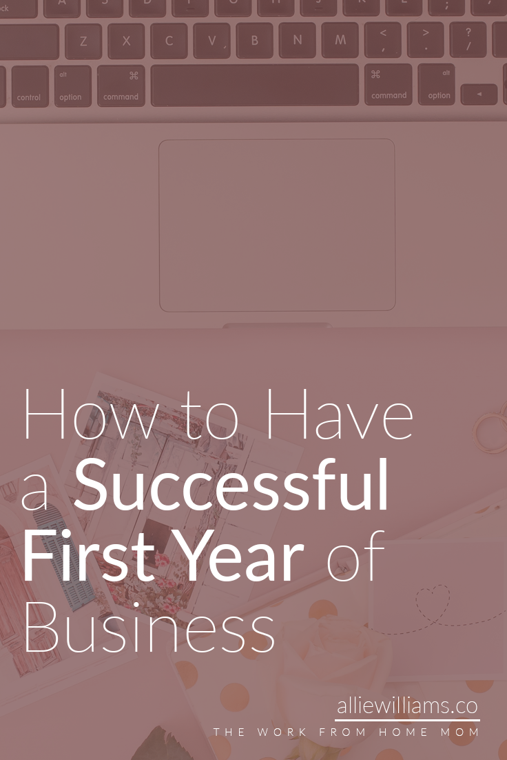 7 Must Dos to Have a Successful First Year Starting a Business From Home by guest author Shannon Whittington