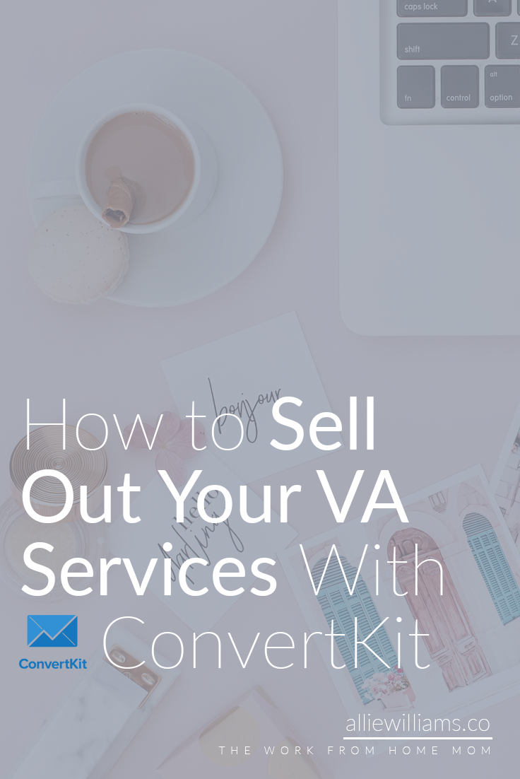 When you automate your marketing in ConvertKit, you reduce the chance of going cold turkey and having to amp up your marketing techniques routinely. ConvertKit's features allow you to target, retarget, tag, and unsubscribe people automatically so that you're left with some really primed leads for your next VA opening.  Want to know how to do it? Keep reading to learn how to sell out your VA services with ConvertKit.