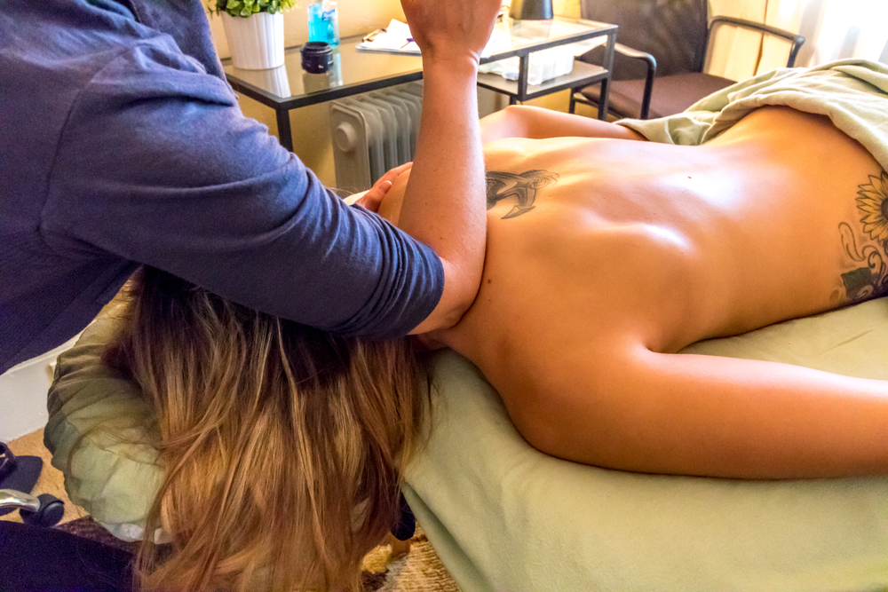 San Diego massage Therapy
