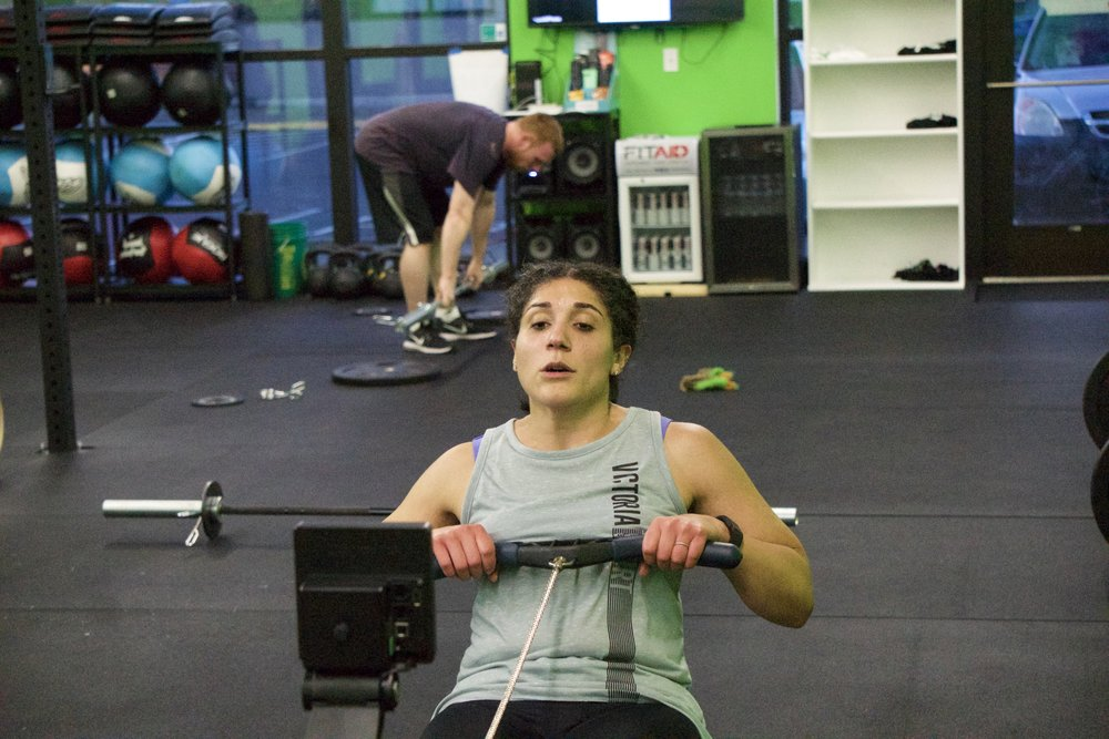 5/5 stars - Crossfit Alacrity is an amazing place to workout! I've gotten so much stronger in just 6 months- and found a family in the process! Alex has a gift for coaching- making people feel comfortable and confident- and safe, of course!  -  from CrossFit Alacrity Facebook Reviews