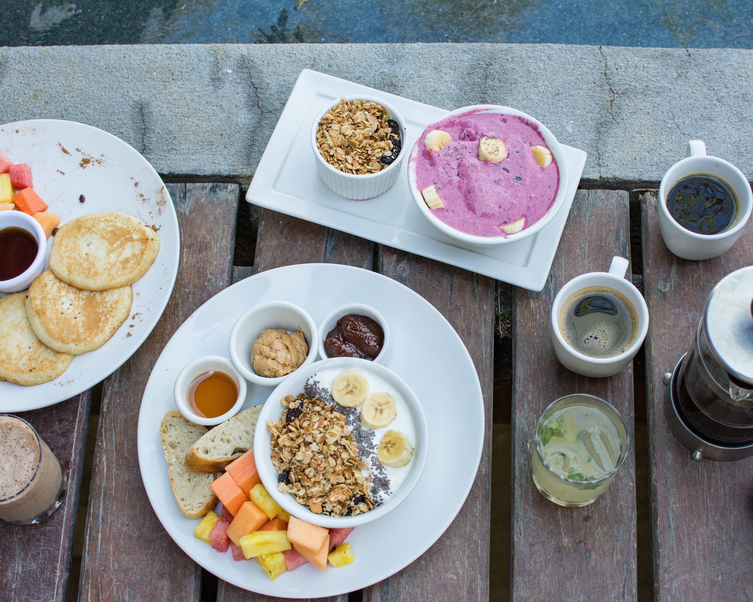 The best breakfast in Nicaragua
