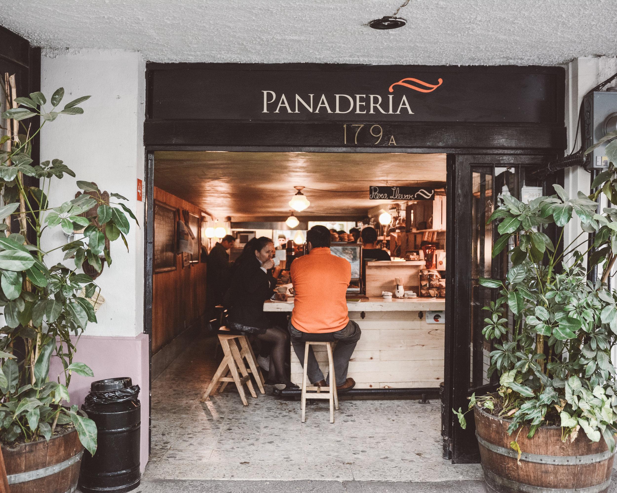 Panaderia Rosetta, Roma, Mexico City
