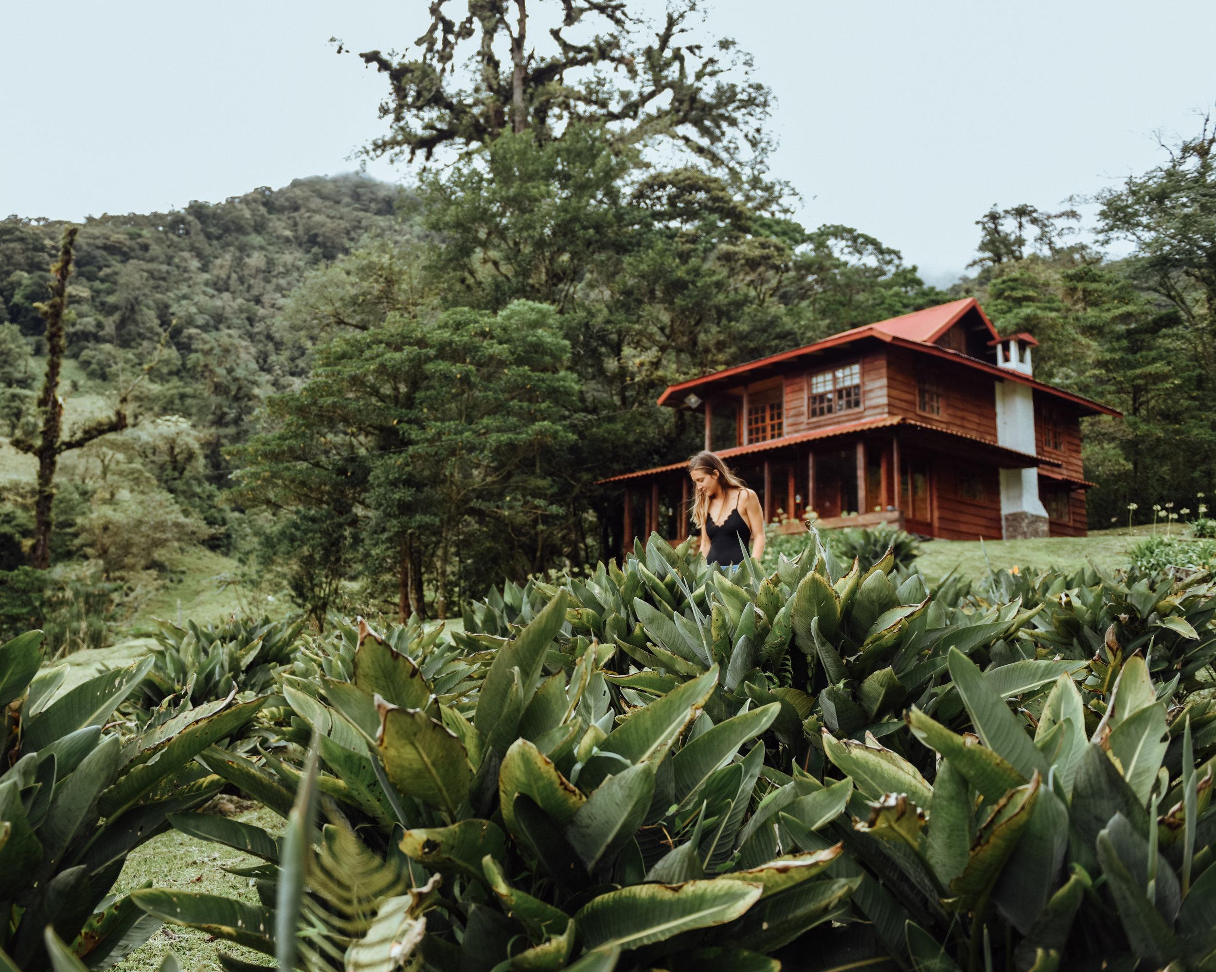 Aurora Lodge, Bajos del Toro, Costa Rica
