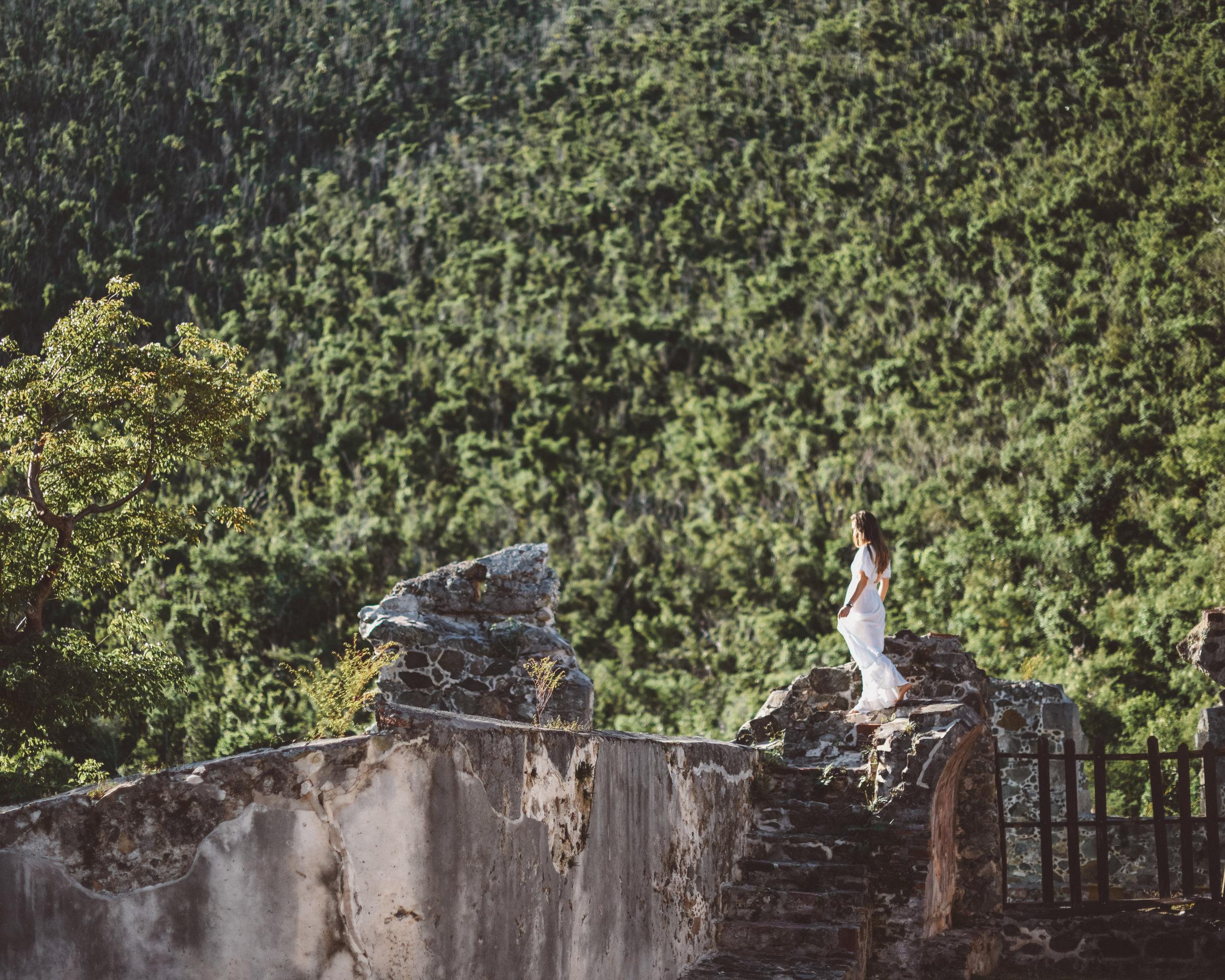 Annaberg Bay Ruins, St. John, USVI