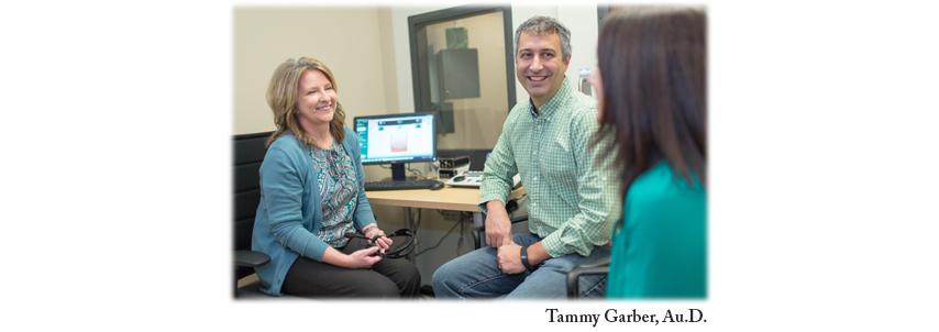 Tammy Garber, Au.D. Hearing Health Associates Crozet VA
