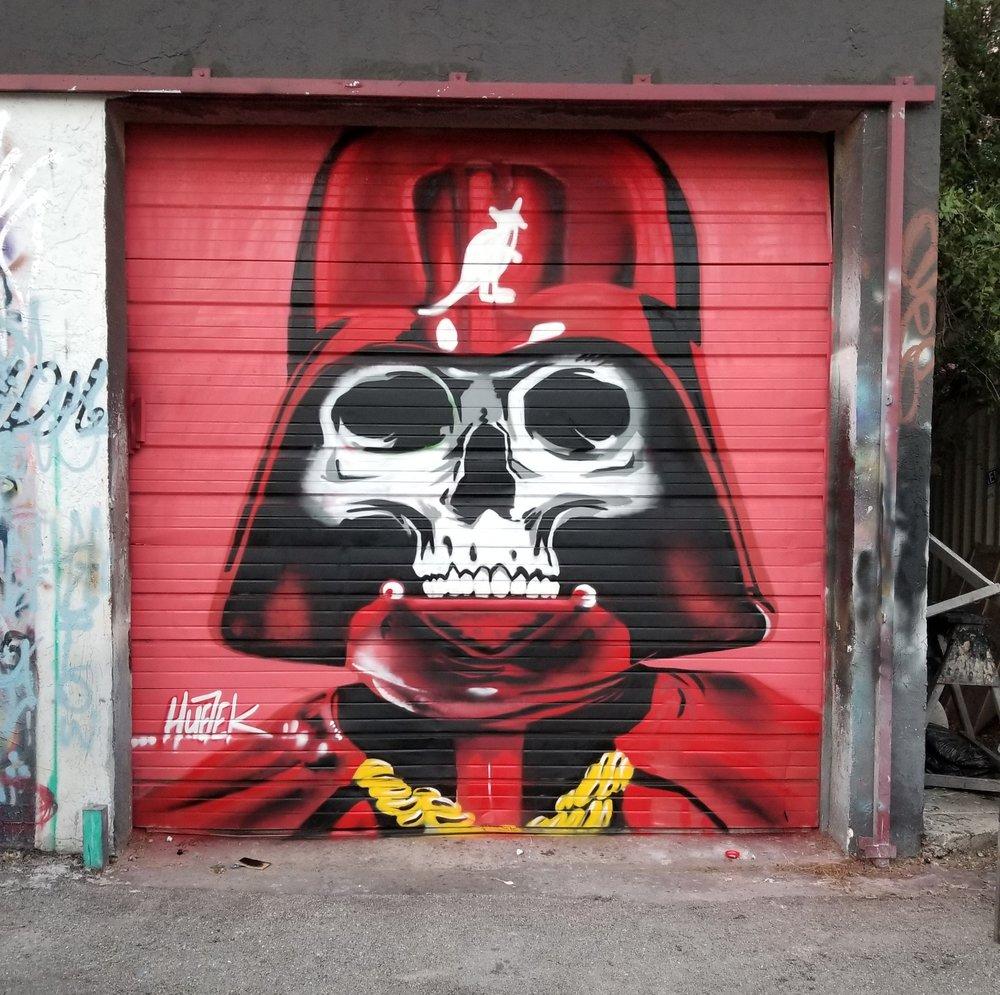 Hip-Hop Death Vader