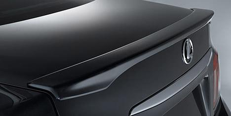 2007-2012 Lexus ES Flush Mount Spoiler