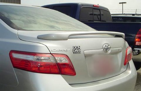 2007-2011 Toyota Camry 2-Post Spoiler