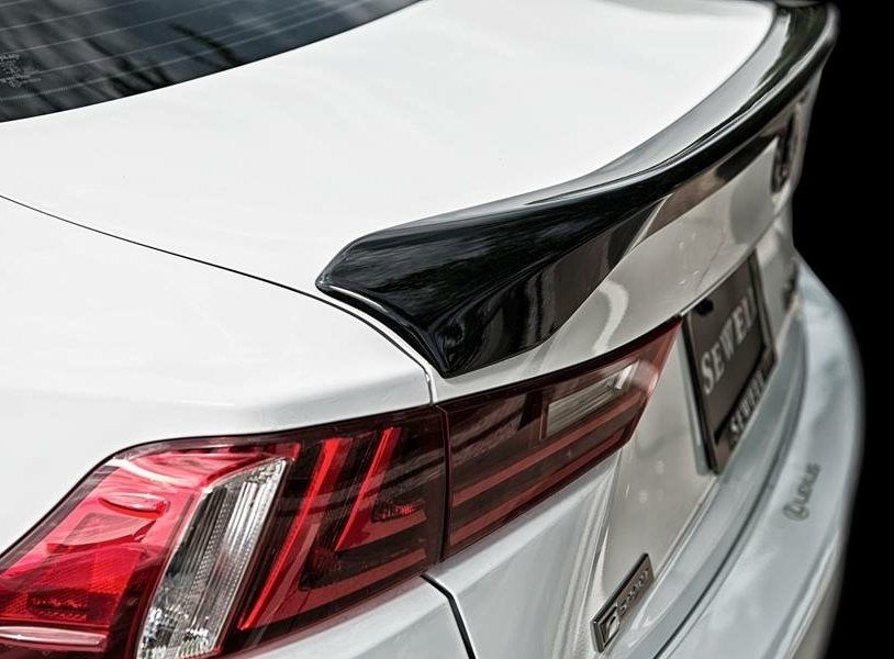 2014+ IS Factory Style Flush Mount Spoiler