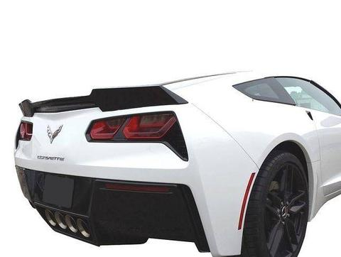 2014+ Chevrolet Corvette (C7) Custom Flush Mount Spoiler
