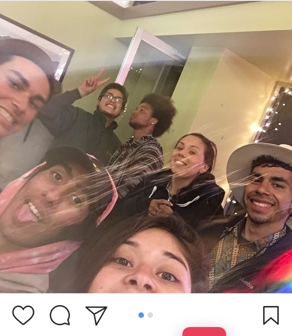 Natasha's Recent Instagram Post     Road trip to the conference 2017! With a few of my foodwhat?! Family! What a great experience I had being there. Nothing but love and support from each other. Together we can change the world for a better place we can make it.  Youth power!  I do have hope!