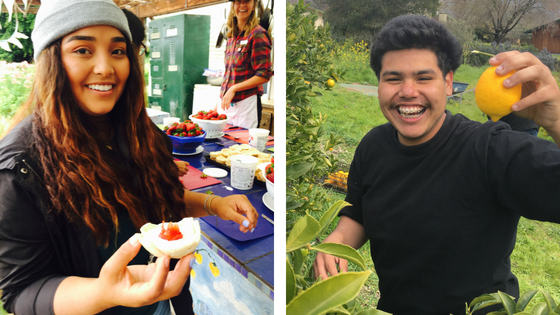 FoodWhat?! Youth Cultivate Community, Leadership, and Empowerment at Local Farms. - By: Kevin Heuer of The Community Foundation of Santa Cruz County