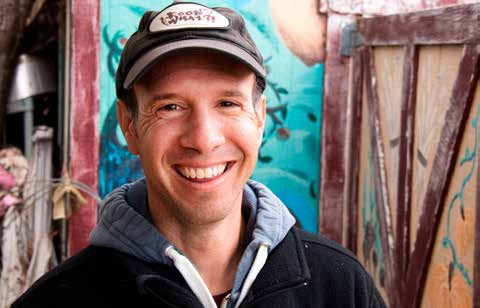 East Coast Mutt BecomesWest Coast Ag Enthusiast - By: Jess Brown of Coastal Grower Magazine