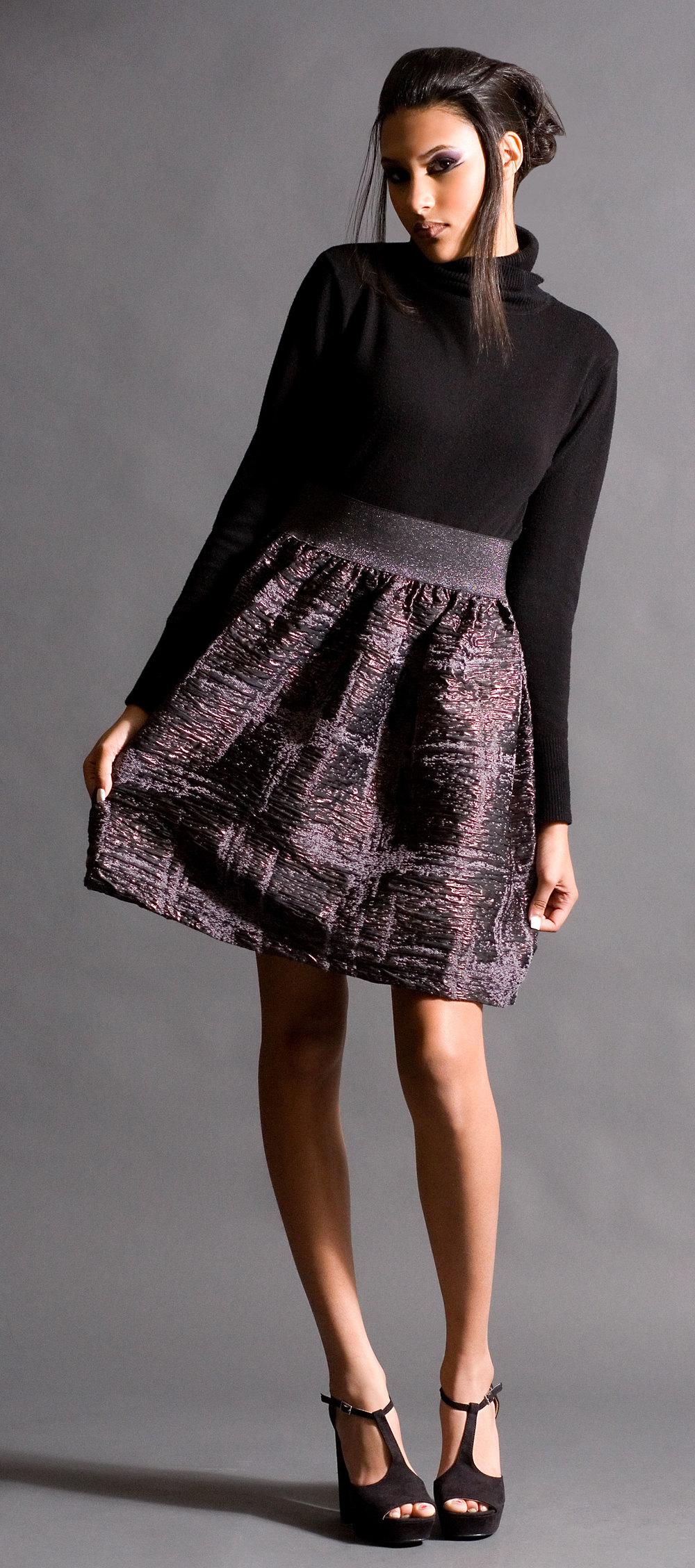 4401339840 Sandra Baquero - Bell Shaped Skirt (sb1361)
