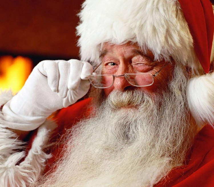 We Give you two great ways TO visit old Saint Nick! Click or tap below for dates, times, & more information!