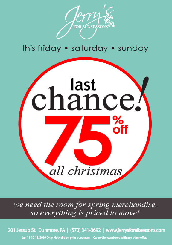 Last-chance-weekend-75%-off-christmas-clearance-email-2019.jpg