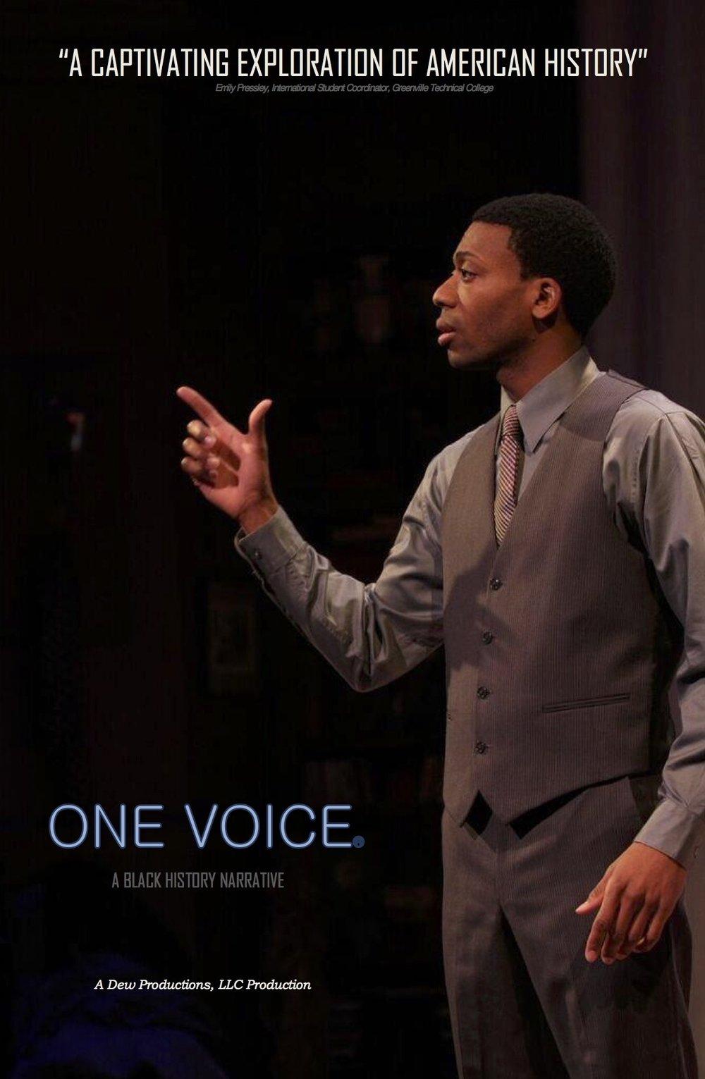 www.onevoiceshow.com