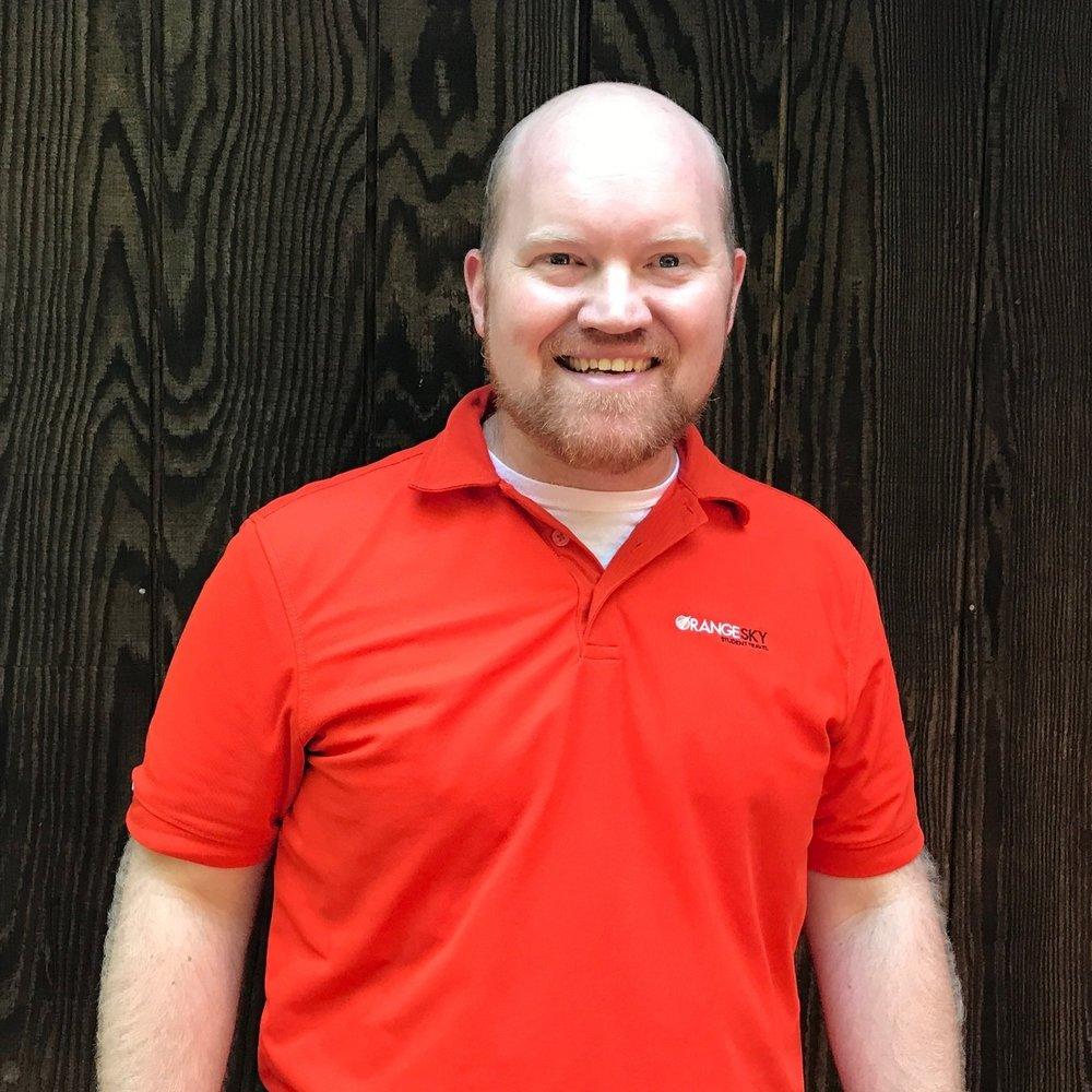 Jason McCall - CO-FOUNDERLAUNCH TEAM LEADERJASON@ORANGESKYTRAVEL.COMP: 864-214-6499