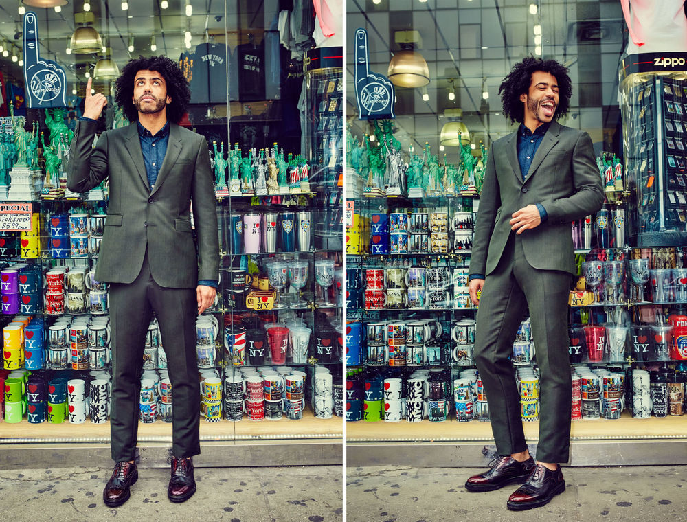 Daveed Diggs / Meredith Jenks