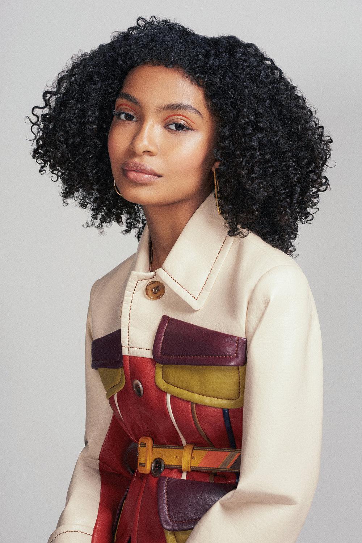 Yara Shahidi / Christine Hahn