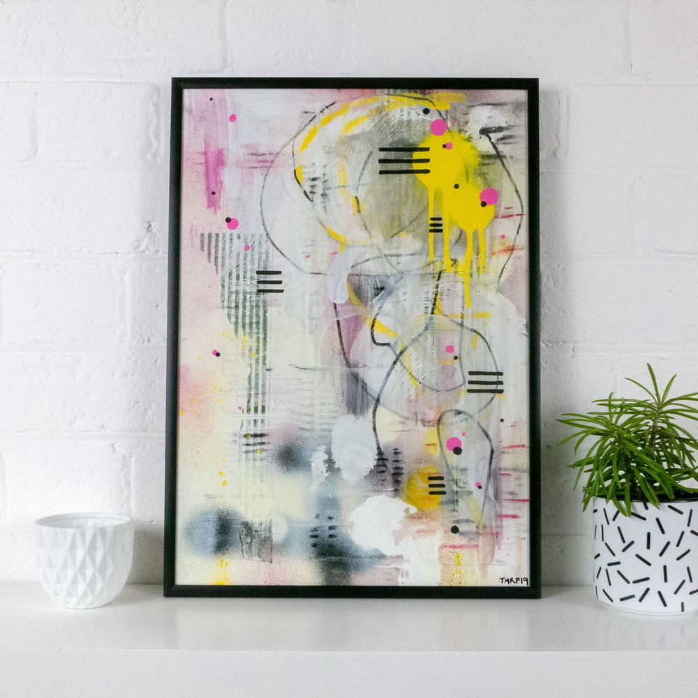 Art - Framed works on paper