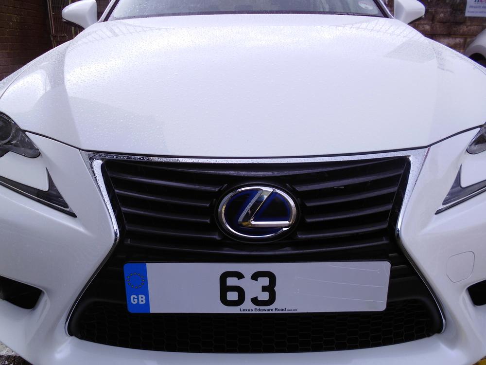 2013 Lexus is 300