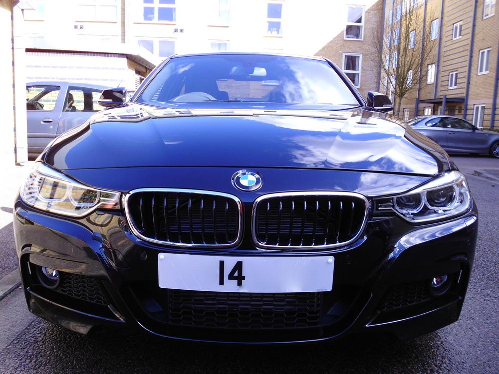 2014 BMW 330 M Sport