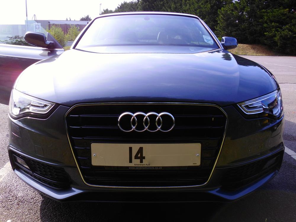 2014 Audi A5 S Line