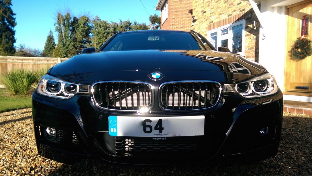 2014 BMW 335 M Sport